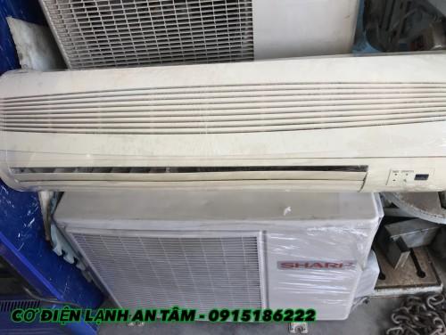 Máy lạnh SHAP A18LEW 2HP (hàng qua sử dụng)