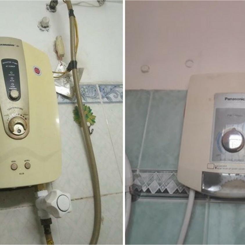 Dịch vụ sửa Máy nước nóng nhanh chóng tại nhà ở Thành Phố Nha Trang - 0915186222